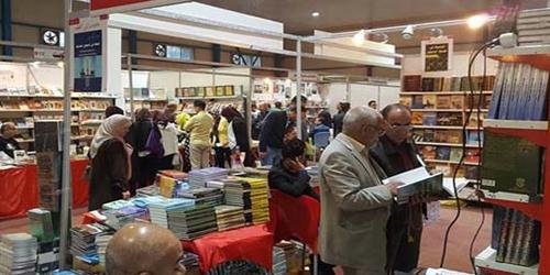 افتتاح معرض بغداد الدولي للكتاب